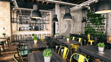 Projekt restauracji dla Sanepidu